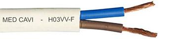 Câble Méplat souple H03 VV-F